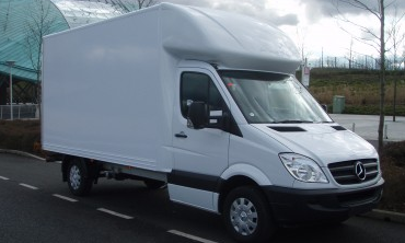 Luton Sprinter Van